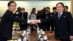 The announcement comes as both Koreas meet for high-level talks, their first in two years.