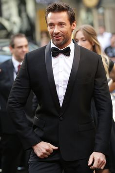 Hugh Jackman in #dolcegabbana to the 'Les Miserables' Australian premiere in Sydney