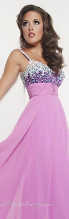 Sequined Gown by Jasz Couture <3