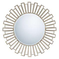 Quoizel Gwyneth Wall Mirror 39.5D in. - QR983