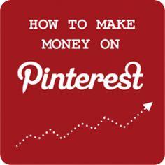 {How To} Make Money Using Pinterest - www.scoresteps.com