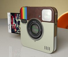 Instergram Polaroid