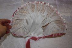 How to make a Regency bonnet
