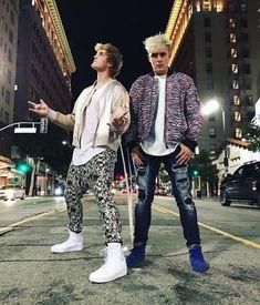 Logan and Jake Paul