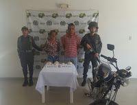 Noticias de Cúcuta: PAREJA DE NOVIOS VENEZOLANOS TRAFICABAN DROGA