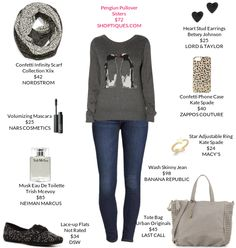 My weekly outfit 12/18/14 - https://mystylit.com