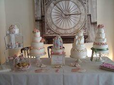 Wedding Fayres - Wedding Cakes Bristol: Pretty Amazing Cakes, Cupcakes & Celebration Cakes