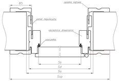 Futryny | Ościeżnice Regulowane Q-SYSTEM | POL-SKONE - drzwi wewnętrzne i zewnętrzne, wejściowe, przesuwne drzwi
