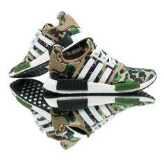 adidas NMD Runner BAPE  sneakers  sneakernews  StreetStyle  Kicks  adidas   nike bba69a16e1495
