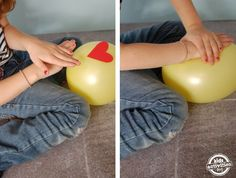 Practice CPR on a balloon                                                                                                                                                                                 More