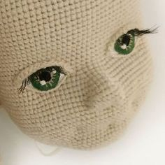 Nose Shaping For Amigurumi Cro Though Not An English Tutorial, This Written Pattern Will Be Helpful When I Want To Create A Shapely Face.The Band Amigurumi Crochet Boys Buzztmz - Diy Crafts - DIY & Crafts Crochet Dolls Free Patterns, Crochet Doll Pattern, Amigurumi Patterns, Amigurumi Doll, Doll Patterns, Doll Eyes, Doll Face, Crochet Eyes, Knitted Dolls