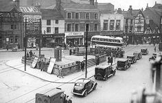 11 photos which show the changing face of Derby city centre City Of Derby, Look Back In Anger, Local History, Family History, East Street, Irish Cottage, Time Photo, Back In Time, Derbyshire