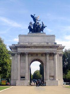 Wellington Arch, Hyde Park, London