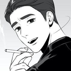 Manga Anime, Manga Boy, Manhwa Manga, Otaku Anime, Anime Boyfriend, Handsome Anime, Manga Characters, Anime Kawaii, Cute Anime Guys