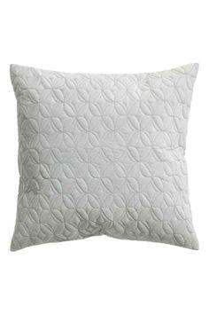 Стеганый чехол для подушки   H&M