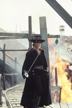Zorro - The Mask of Zorro - Antonio Banderas