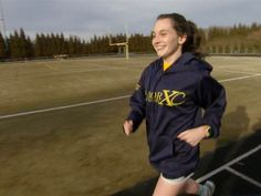 "She has gone from being one of the slower runners on her high school team to one of the fastest distance runners in the nation, a rise fueled by an improbable motivation. Three years ago, Kayla Montgomery, 18, was diagnosed with multiple sclerosis...""Since I know that my mobility is a gift right now, I guess I make every day that I run as best I can, so I don't waste that gift,"""