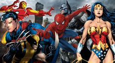 Entertainment Weekly Ranks Most Powerful Superheroes; Allows You to Do the Same