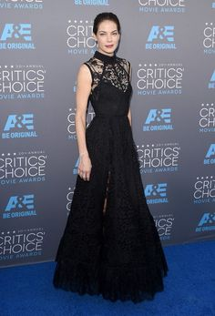 Arrivals at the Critics' Choice Movie Awards — Part 3 - Celebrity Fashion Trends