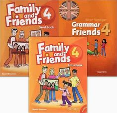гдз family and friends 4 class book
