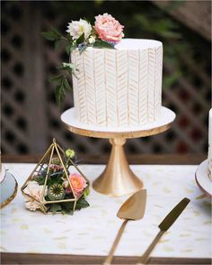 Floral Wedding Cakes A Fun, Colorful Wedding in Guerneville, California Small Wedding Cakes, Floral Wedding Cakes, Floral Cake, Wedding Desserts, Cake Wedding, Red Wine Chocolate Cake, Red Cake, Summer Wedding Colors, Pastel