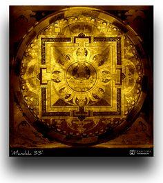 Art Diary, Art Series, New Media, New Artists, Contemporary Artists, Lovers Art, Art Museum, Mystic, Mandala