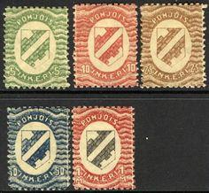 North Ingria / Norra Ingermanland stamps