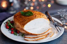 Classic Butter-Basted Turkey Breast Joint