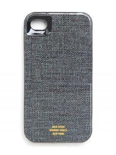 Jack Spade Book Cloth Iphone 4 Hard Case $40