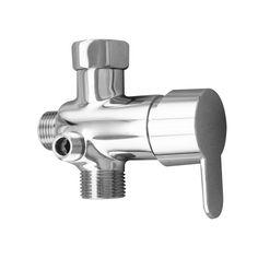 Bathroom Toilet HOT / COLD Mixing Mixer Valve Upgrade Kit T-adapter Diverter kit for Bidet Shattaf Sprayer or bidet seat #Affiliate