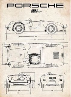 Discover recipes, home ideas, style inspiration and other ideas to try. Porsche 356, Porsche Boxster, Porsche Cars, Fusca German Look, Vespa, Automobile, 356 Speedster, Roadster, R80