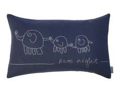 Products Kid Pillows - elephant
