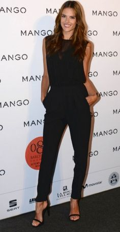 Dress Like Alessandra Ambrósio: 3 Off Duty Model Inspired Looks You Can Do Yourself
