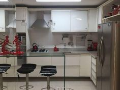 Apartamento na Av Ephigênio Sales (Florença Park), 2 quartos, todo planejado e mobiliado