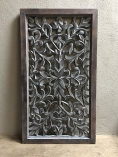 Stoer landelijk oud houten wandpaneel 90 x 50 cm grijs grijze wandornament wanddecoratie hout panelen luiken
