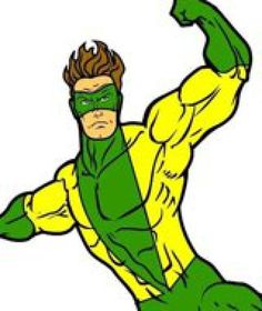 Draw Superheroes in Classic Marvell or DC Style: Draw a Classic Superhero