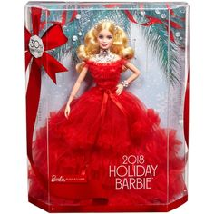 HOLIDAY BARBIE WHITE LACE RED GOLD BOW SHRUG CHRISTMAS CLOTHING ACCESSORY