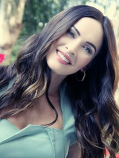 Make up Megan Fox