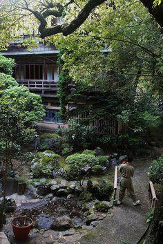 Ryokan in Ugashima, Shizuoka, Japan | Flickr