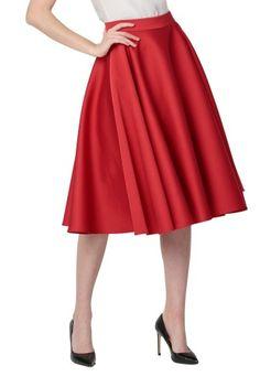Fusta rosie in clos STORY-F -  Ama Fashion