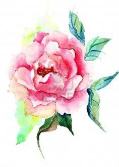 14948038-beautiful-roses-flowers-watercolor-painting.jpg 858×1,200 pixels