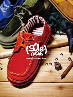#soleRebels is the only WFTO #FairTrade footwear company on the planet and one of #Africa's most known footwear manufacturers. Find more: http://impressivemagazine.com/2013/12/05/solerebels-creates-footwear-hope/
