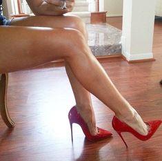 beautiful legs and heels