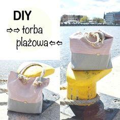 ...Dalwi... blog o szyciu i nie tylko: DIY - Jak uszyć torbę plażową? torba plażowa, torba na zakupy, jak uszyć torbę plażową, dalwi szyje, szycie dalwi, torba z materiału, shopper, bag summer, summer bag, shopper bag, sea, marinero, diy