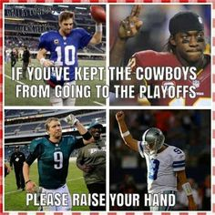 27 Ideas For Sport Memes Football Super Bowl Funny Football Memes, Funny Nfl, Cowboys Memes, Funny Sports Memes, Nfl Memes, Sports Humor, Funny Memes, Hilarious, Dallas Cowboys Jokes