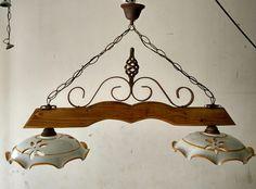 Lampadario Rustico Ceramica : Fantastiche immagini su lampadari in stile rustico country nel
