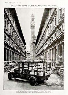 Italia, 1922. Da un articolo sul settimanale l'illustrazione italiana (1873 - 1962).
