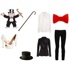 """""""Halloween Costume 7"""" by aacorreia on Polyvore"""