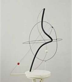 Alexander Calder, A universe, 1934