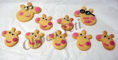 lembrancinhas peppa pig biscuit - Pesquisa Google